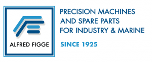 ALFRED FIGGE - Precision Machines and spare Parts for Industry & Marine